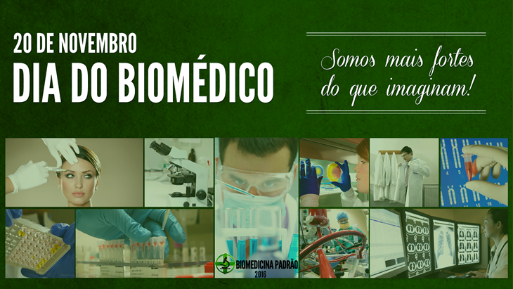 Dia do Biomédico 2016