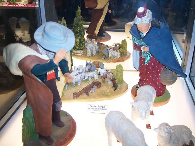 Musée des santons des Baux de Provence