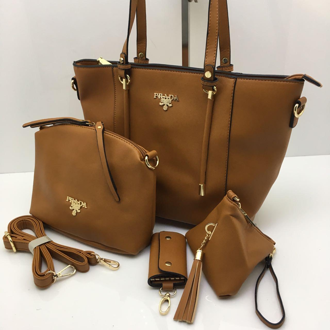 427e74541195 ... uk prada bags 4 set combo 5 colours 11b18 84673 ...