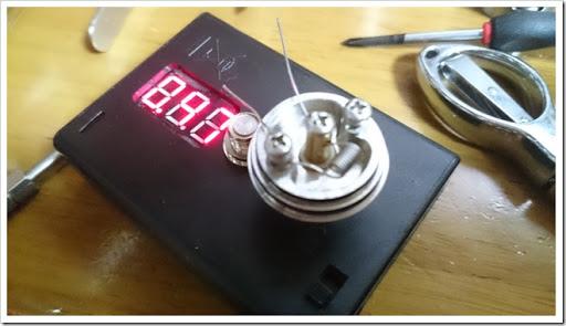 DSC 1083 thumb%25255B2%25255D - 【リキッド】Nicoticketのストローニラ1stレビュー。ほんわか甘いイチゴバニラと吸い続けてたら美味しくなったラジオアクティブを再評価