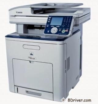 download Canon imageCLASS MF8450C Laser printer's driver