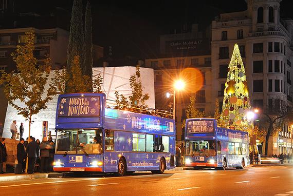 Bus de la Navidad