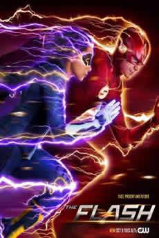 capa The Flash 5ª Temporada