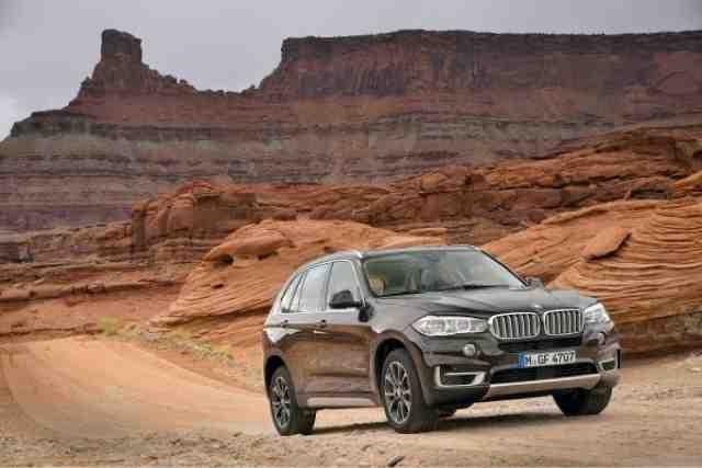 NEW 2013 BMW X5