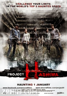 Bí Ẩn Đảo Hashima - H Project (2013) Poster