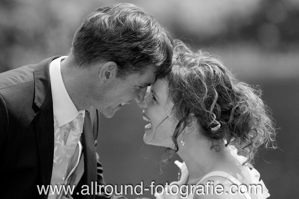 Bruidsreportage (Trouwfotograaf) - Foto van bruidspaar - 183