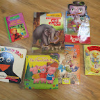 Show and Tell Activity (Playgroup) 2-2-2015