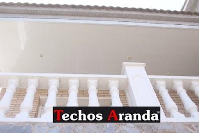 Precio de montadores techos Madrid