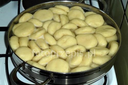 Kluski śląskie ziemniak polska obiad latwe danie glowne codzienne  przepis foto