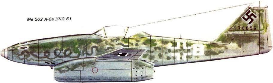 Me 262A-2a - Tamiya - 1:48 2_91