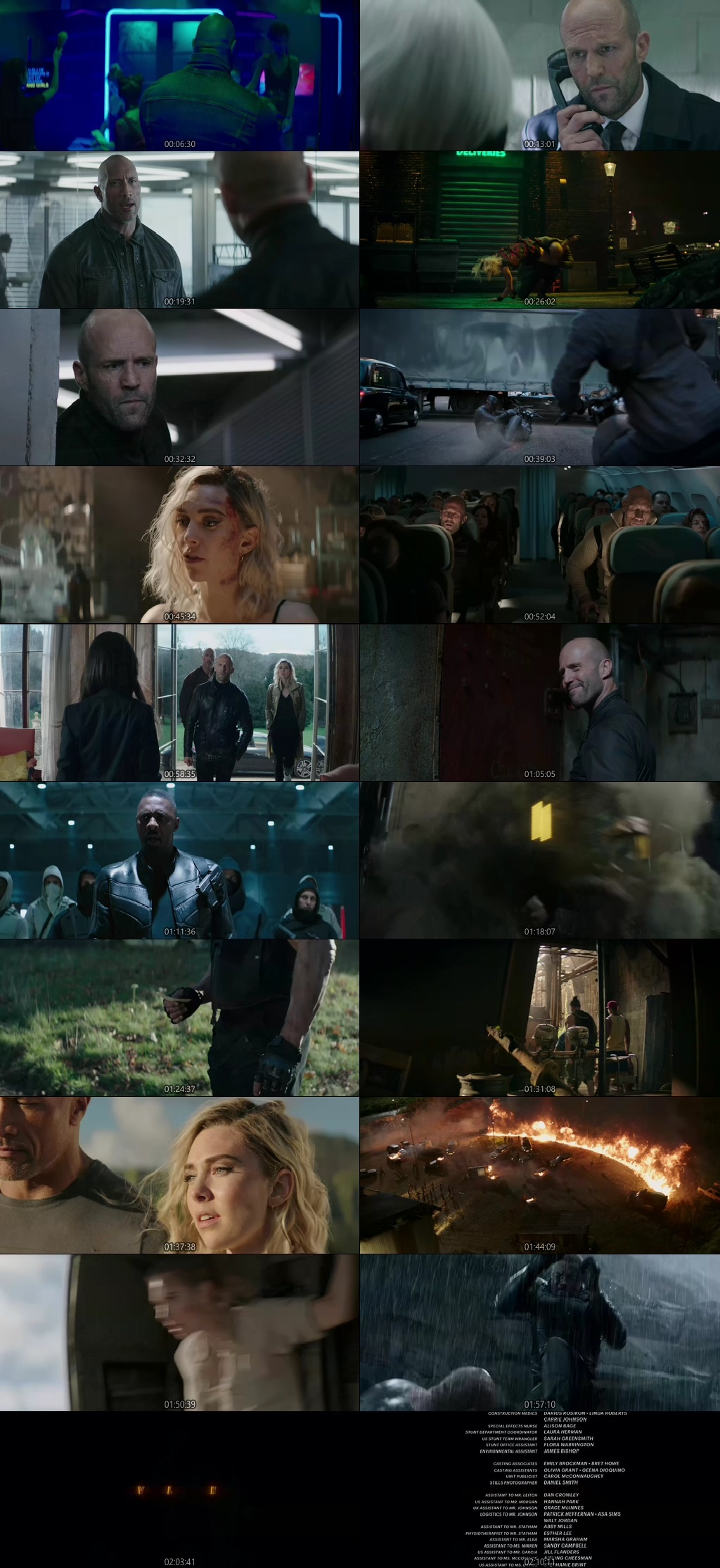 Screen Shot Of Fast & Furious Presents: Hobbs & Shaw 2019 300MB Full Movie Hindi Dubbed Free Download 480P BRRip Small Size PC Movie