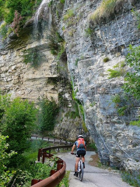 Pisavaca di Patone - Isera - Trentino - Gardum - MTB
