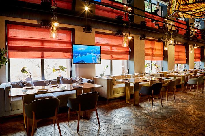 Фото №9 зала Ресторан «На Мосфильмовской»