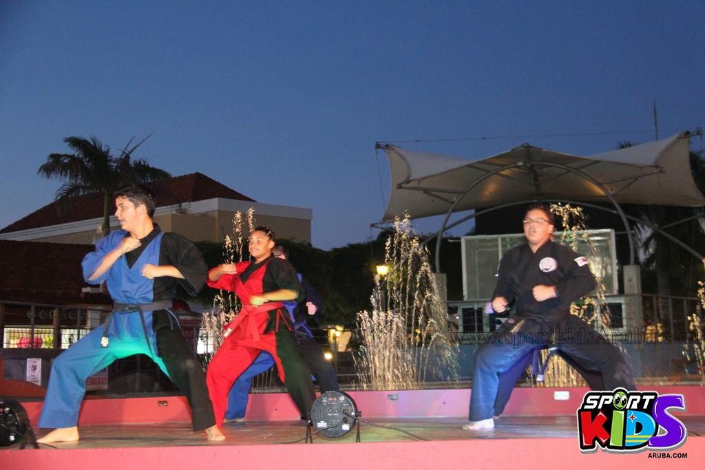 show di nos Reina Infantil di Aruba su carnaval Jaidyleen Tromp den Tang Soo Do - IMG_8681.JPG