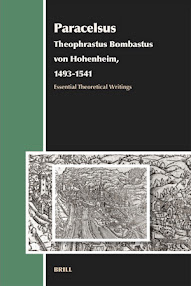 Cover of Paracelsus's Book Essential Theoretical Writings