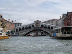 The gorgeous Rialto Bridge