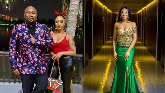 Throwback video of Rosy Meurer saying asking her if she's sleeping with Olakunle Churchill is just like asking her if she's sleeping with her brother