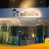 Coquetel de entrega do Maison Montmartre