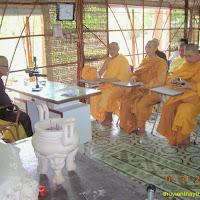 [T&C-008] Thầy tiếp đoàn phật tử Châu Đốc - An Giang (31/01/2006)
