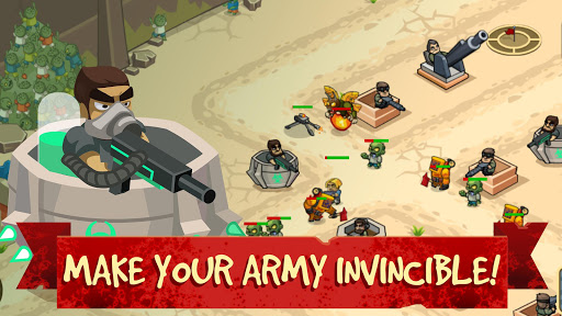 Code Triche Zombie World: Tower Defense APK Mod screenshots 1