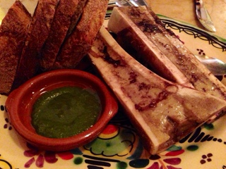 Bar Isabel bone marrow