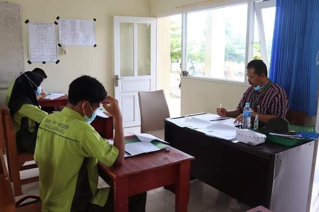 USP Bidang Pemelihara Tanaman Hidroponik, 40 Siswa ATPH SMK-PPN Banjarbaru Dinyatakan Kompeten