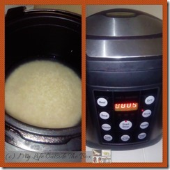 Batch Cooking Rice