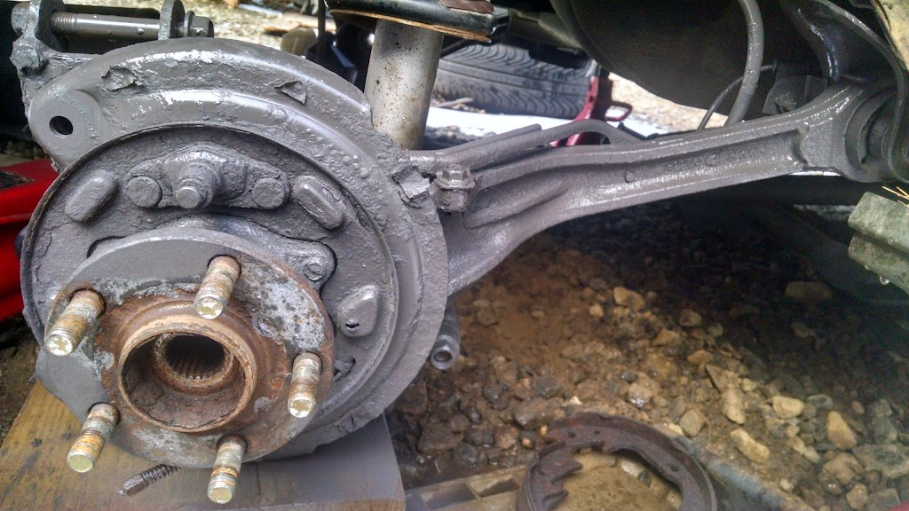 2nd Gen Rear End Maintenance (starting with subframe removal) - Page 2 - Subaru Outback - Subaru ...
