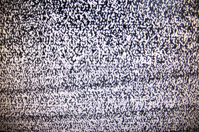 テレビ砂嵐