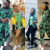 Shaproper Level: Checkout How Nigerian celebrities are rocking Nigeria's World Cup Kit (photos)