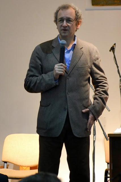 Conferinta Despre martiri cu Dan Puric, FTOUB 129