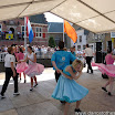 Optreden Rock n Roll Dansgroep Dance to the 60's Koninginnedag Oud Beierland Dans show (70).JPG