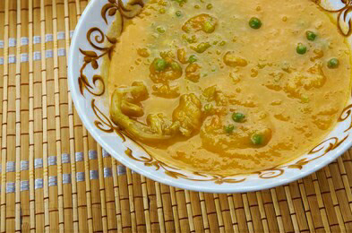 Matar Ka Nimona recipe-how to make Matar Ka Nimona recipe