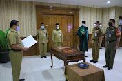Isi Kekosongan Jabatan, Walikota Tangerang Lantik Sejumlah Pejabat Pemkot Tangerang