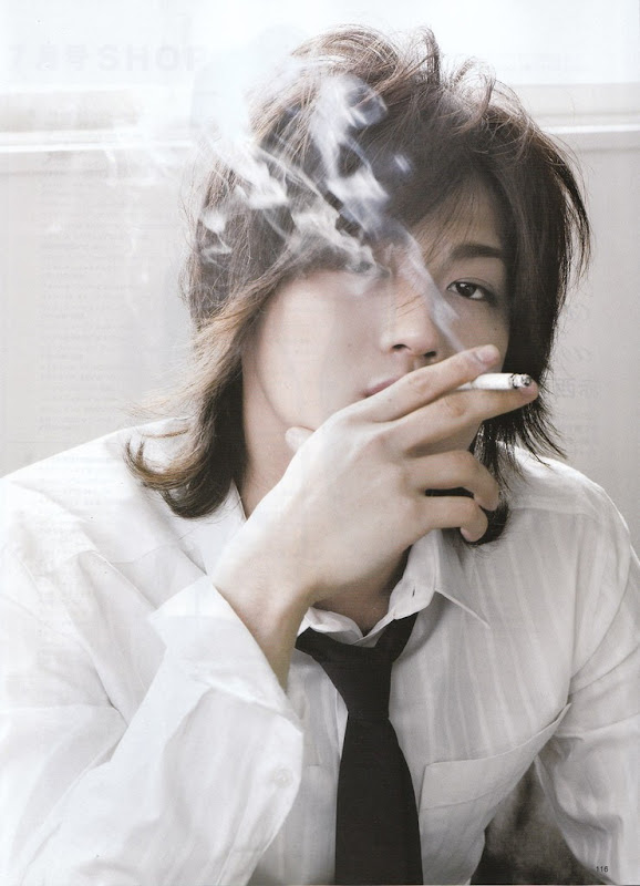 Jin Akanishi Japan Actor