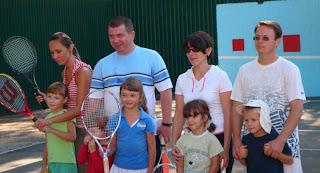 Теннисный праздник