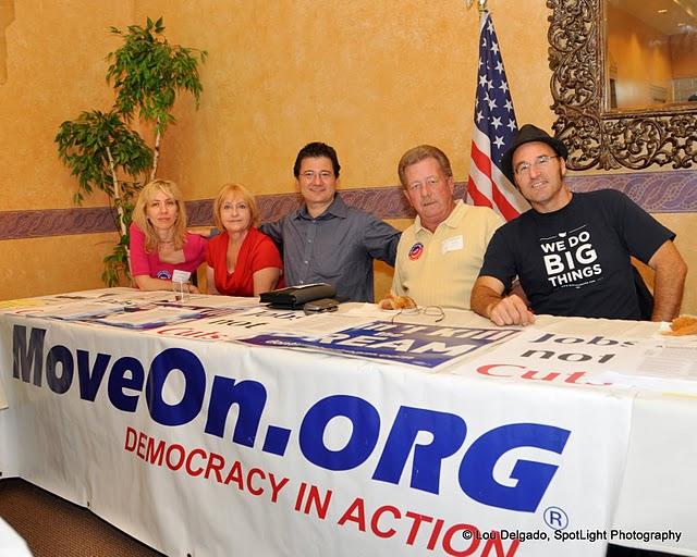 MoveOn.org Irvine & South Orange County North Orange County
