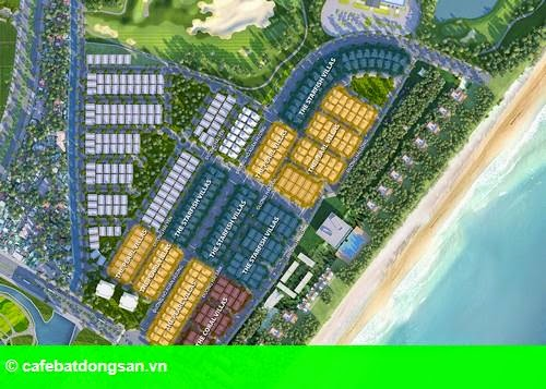 Hình 2: Tập đoàn FLC mở bán biệt thự tại đại dự án Sầm Sơn