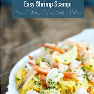 Easy Keto Shrimp Scampi – Low Carb & Paleo Recipe