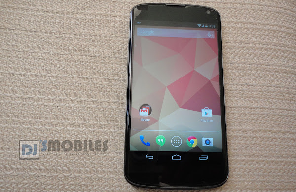 Google Nexus 4 - Review