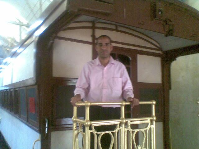 Mysore Maharani's Saloon
