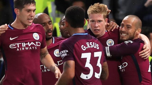 Chelsea vs Manchester City: De Bruyne seals win over Premier League champions