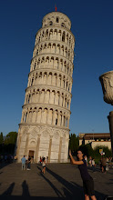 """Photo: Pisa """"use the Force"""" (taken by my South American friend with my camera :-)"""