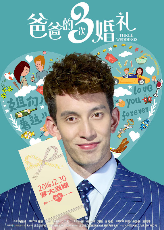 Movie Three Weddings Chinesedrama Info