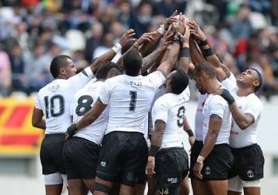Rugby à 7 : Les Fidji ont remporté la troisième étape du circuit mondial