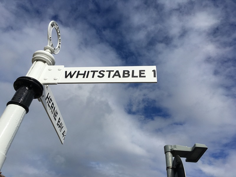 Sign Post Whitstable