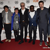OIC - ENTSIMAGES.COM - Junichi Kajioka, Maeve Murphy, Elliot Grove, Femi Oyeniran, Scott Williams and Lorna Brown at the Taking Stock Premiere at the Raindance Film Festival  London 4th October 2015  Photo Mobis Photos/OIC 0203 174 1069