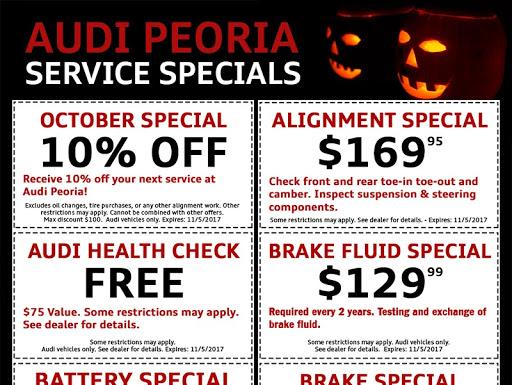 Audi Peoria Audi Dealer In Peoria