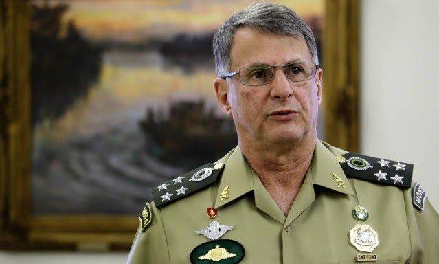 Comandante do Exército diz que soldados brasileiros estão prontos para defender Amazônia
