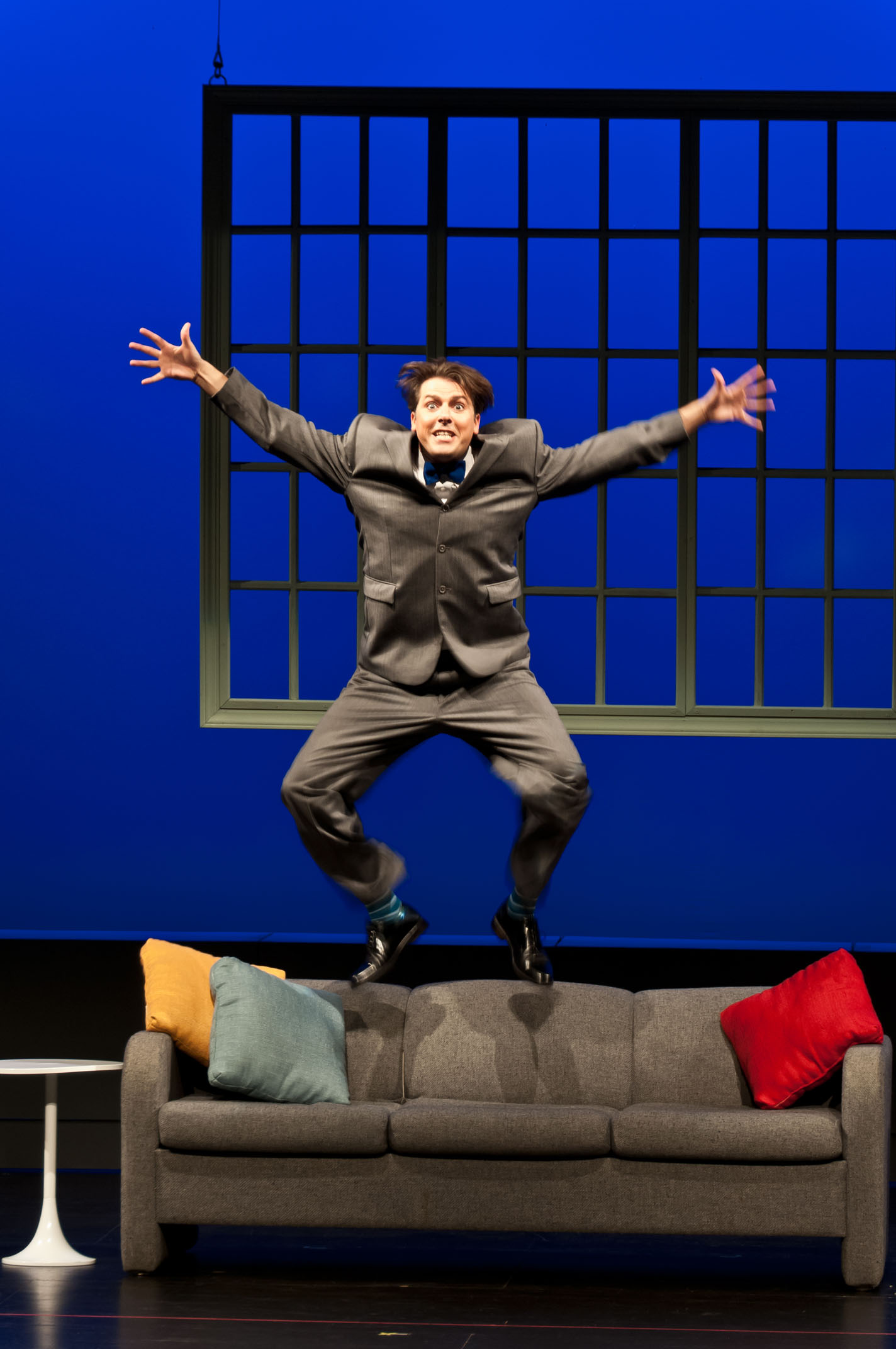 how to succeed in business out really trying shows cary photos